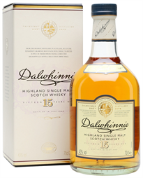 Dalwhinnie Distillery Scotch Single Malt 15 Year 750ml